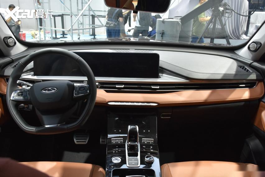 奇瑞發力, 北京車展上一口氣推出3款重磅SUV-圖5