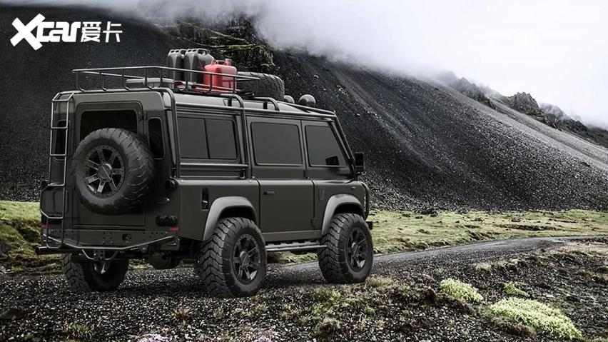 路虎衛士即將發佈MPV車型 或將命名VanRover-圖4