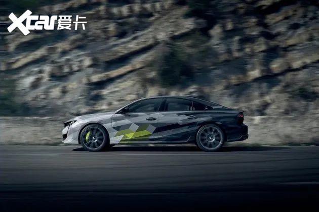 電子四驅系統加持! 標致最速車型誕生, 顏值還挺高-圖3
