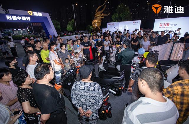 """雅迪冠能: 被譽為中國兩輪電動車界的""""特斯拉""""-圖3"""