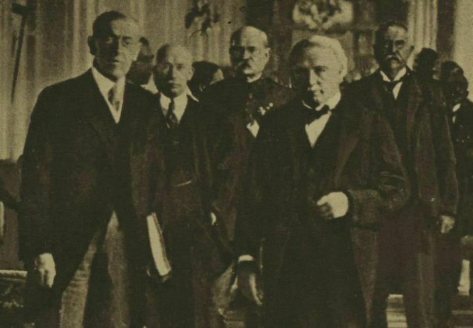 總統病瞭: 美國前總統威爾遜罹患1918大流感的前前後後-圖3