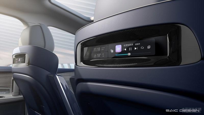 榮威iMAX8實車內飾首發 處處皆細節/比肩GL8-圖7
