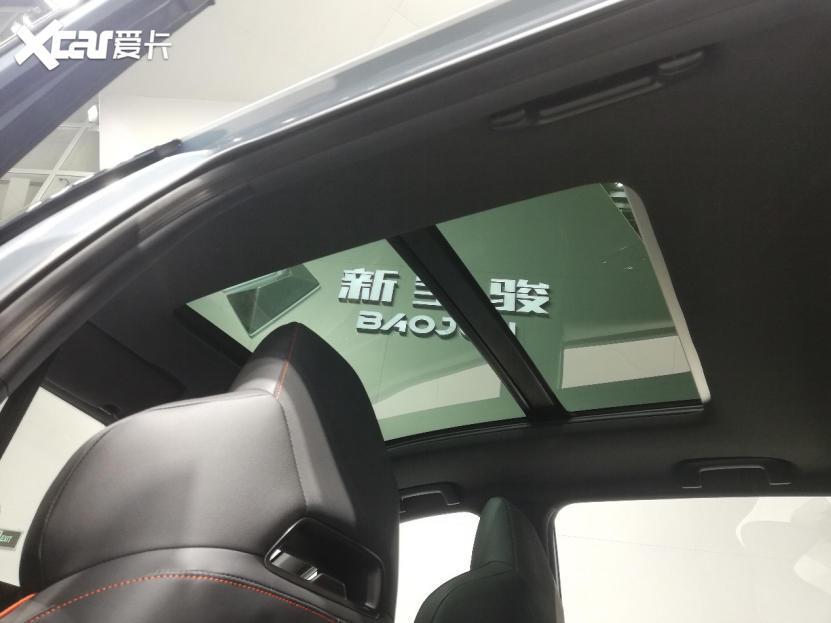 人見人愛的小型SUV, 新寶駿RS-3亮相北京車展-圖5