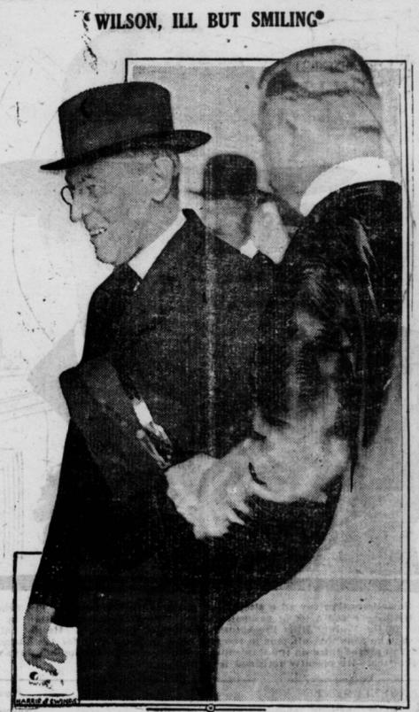 總統病瞭: 美國前總統威爾遜罹患1918大流感的前前後後-圖5