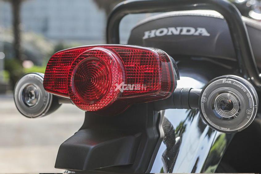 本田發佈復古摩托CB350 售價不足2萬元-圖6