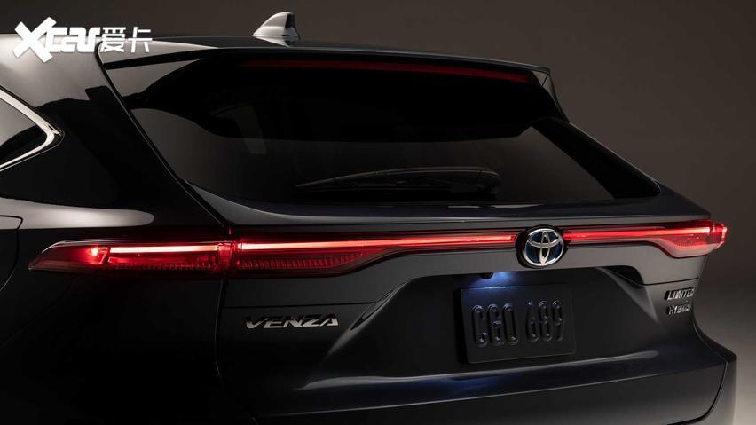 豐田威颯北美首發 共3款配置 起售價約23萬-圖2