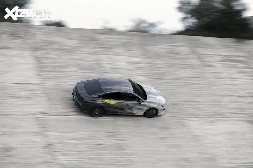 電子四驅系統加持! 標致最速車型誕生, 顏值還挺高-圖8