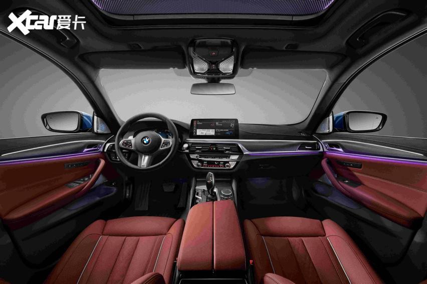 25項重要標配, 新BMW 5系Li價值進階-圖5