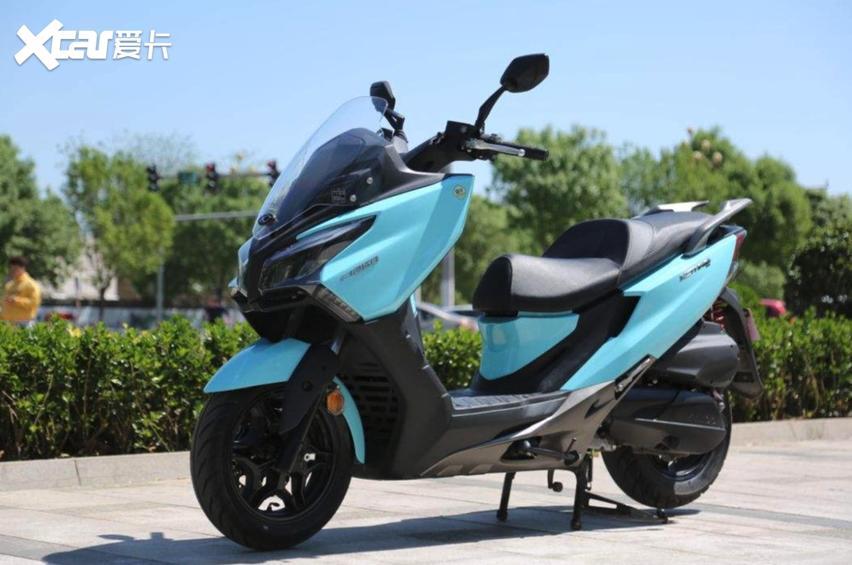 10款適合摩旅又兼顧傢用的大踏板摩托, 配置豐富性價比高-圖10