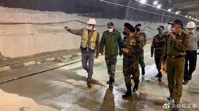 印媒: 印度即將開通重要隧道通往邊境-圖2