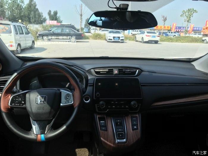 混動CRV用車一年瞭, 對它的空間和油耗很滿意-圖7