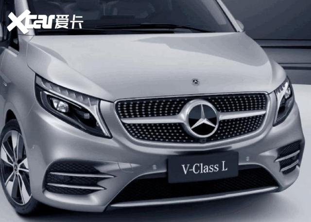 豪華MPV圓桌的全新座上客, 北京車展奔馳V260煥新而至-圖2