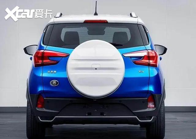 看個新車丨漢前臉加身, 比亞迪元EV改款換裝鐵電池-圖4