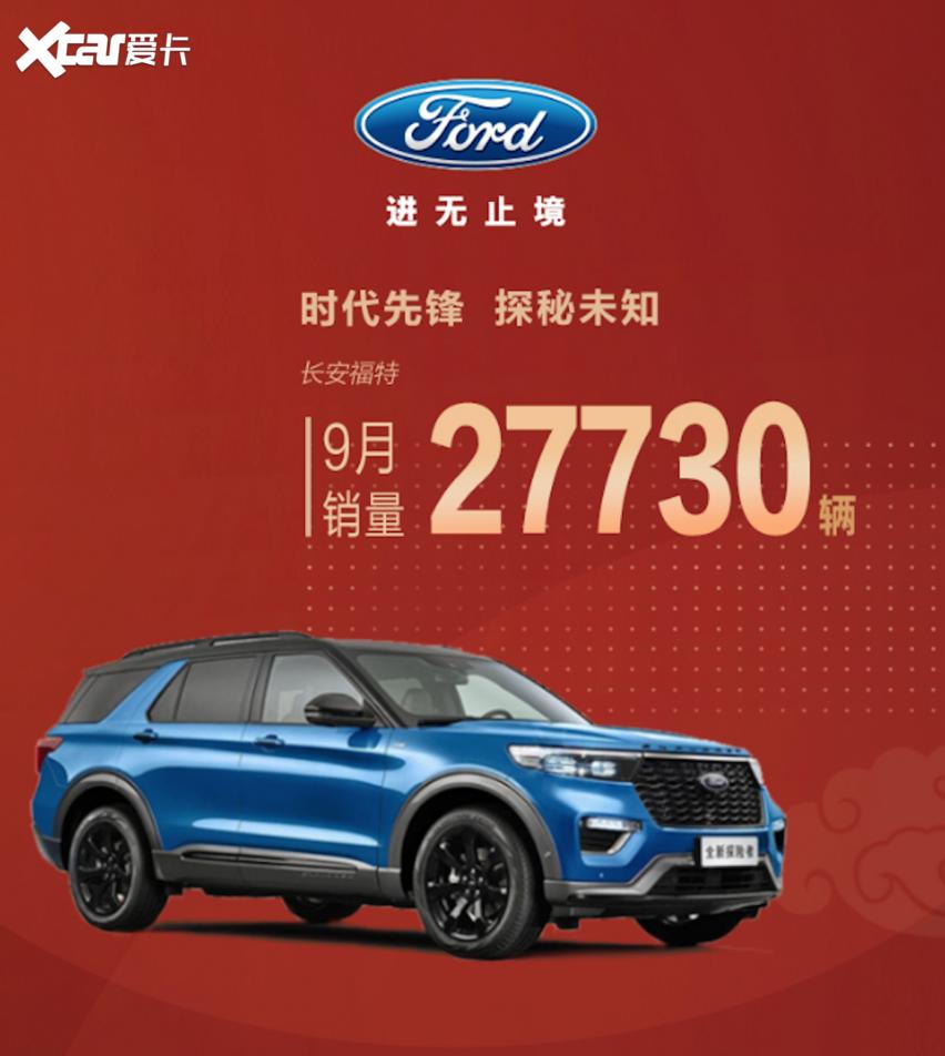 205543輛! 長安汽車集團9月銷量來瞭, 驚不驚喜-圖7
