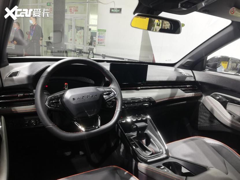 人見人愛的小型SUV, 新寶駿RS-3亮相北京車展-圖4