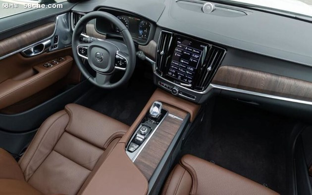 精致的北歐豪華范兒: 試駕沃爾沃新款S90 B5-圖10