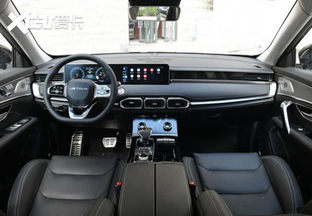 新款捷途X70 PLUS開啟預售 預售價7.7萬起售-圖5