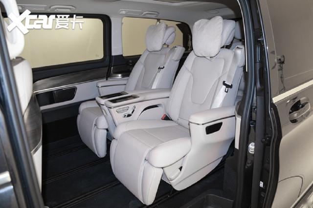豪華MPV圓桌的全新座上客, 北京車展奔馳V260煥新而至-圖4