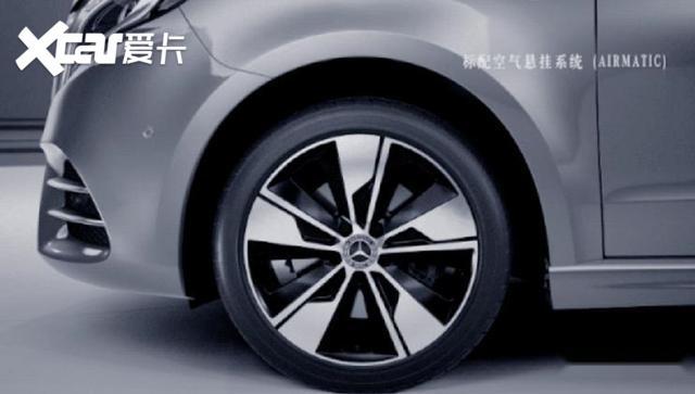 豪華MPV圓桌的全新座上客, 北京車展奔馳V260煥新而至-圖6