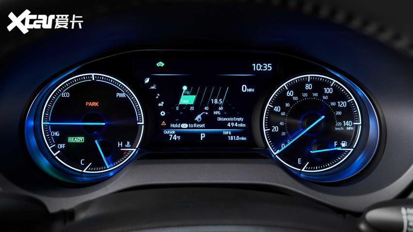 豐田威颯北美首發 共3款配置 起售價約23萬-圖5