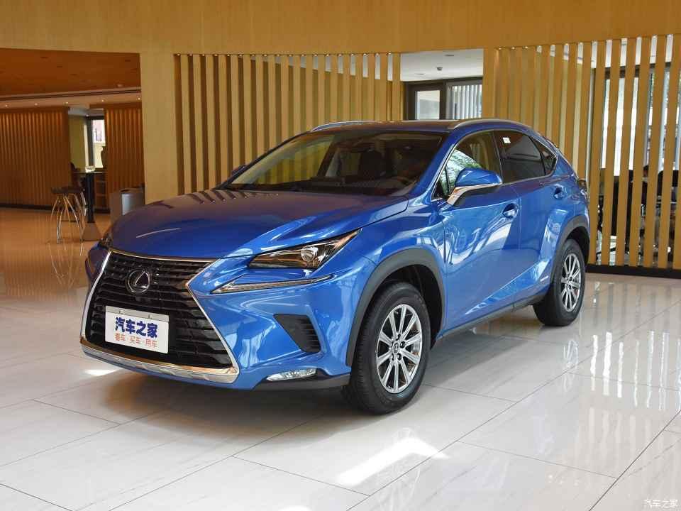 售39.60萬起 雷克薩斯ES/NX新車型上市-圖2