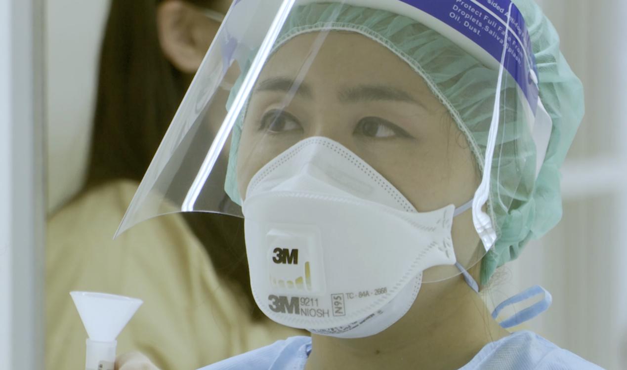 """日本檢疫員: 一場與中國的""""邂逅""""讓她重拾畫筆-圖2"""