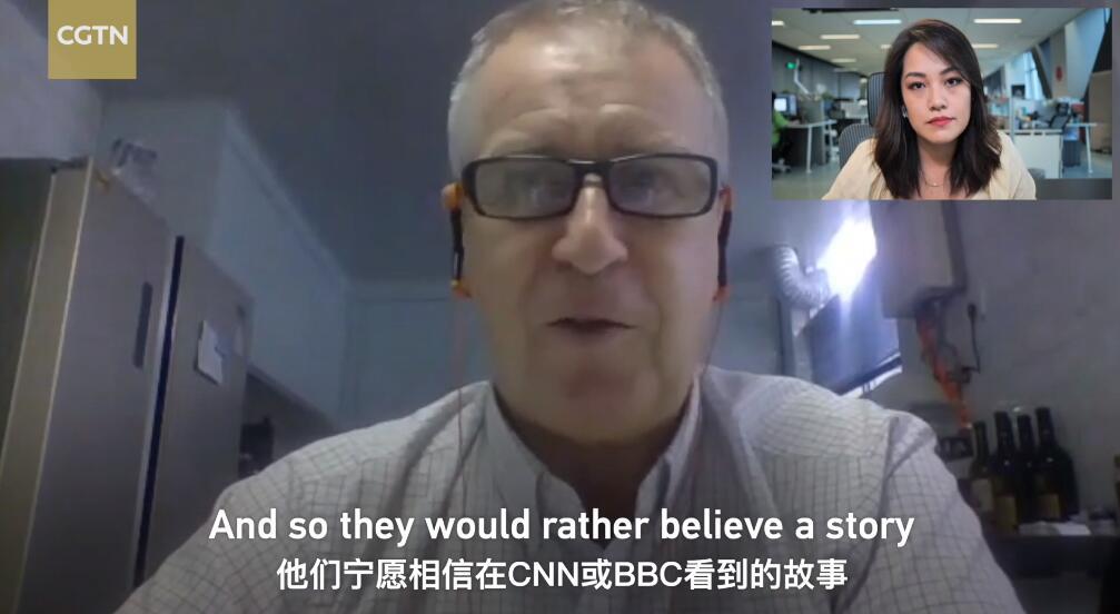 """說出新疆真相, 西方媒體卻污蔑他""""被中國收買""""-圖3"""