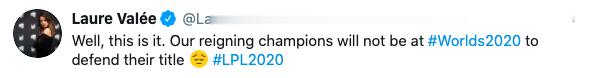 外國解說網友熱議第五局: 很遺憾S9總冠軍無緣S10-圖10