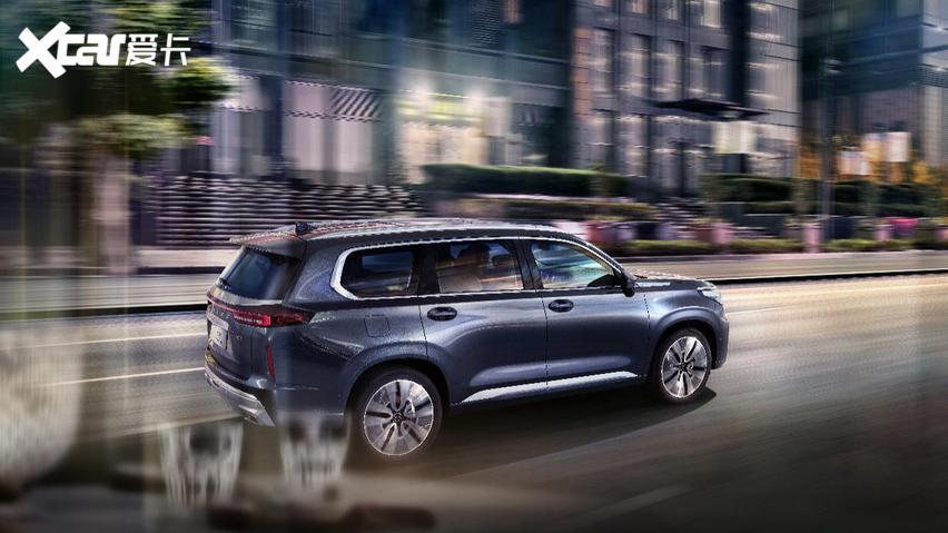 EXEED星途旗艦大七座SUV VX 290T車型預售開啟-圖6