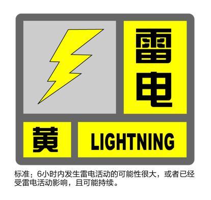 上海入伏第一天, 暴雨藍色、雷電黃色預警高掛!-圖2