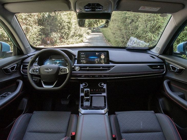 新款奇瑞瑞虎5x將今年第二季度上市 定位小型SUV-圖3