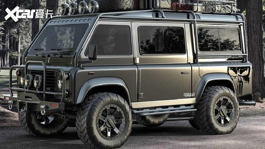 路虎衛士即將發佈MPV車型 或將命名VanRover-圖2
