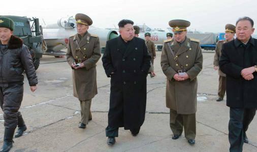 """地球局 獲金正恩器重, 朝鮮這兩位""""元帥""""什麼來頭-圖3"""