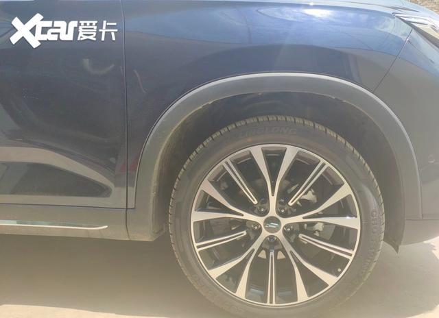 2020款長安歐尚X7實車進店! 178馬力配1.5T-圖5