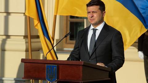 乌克兰总统确诊后 议长、防长、财长、卫生部长