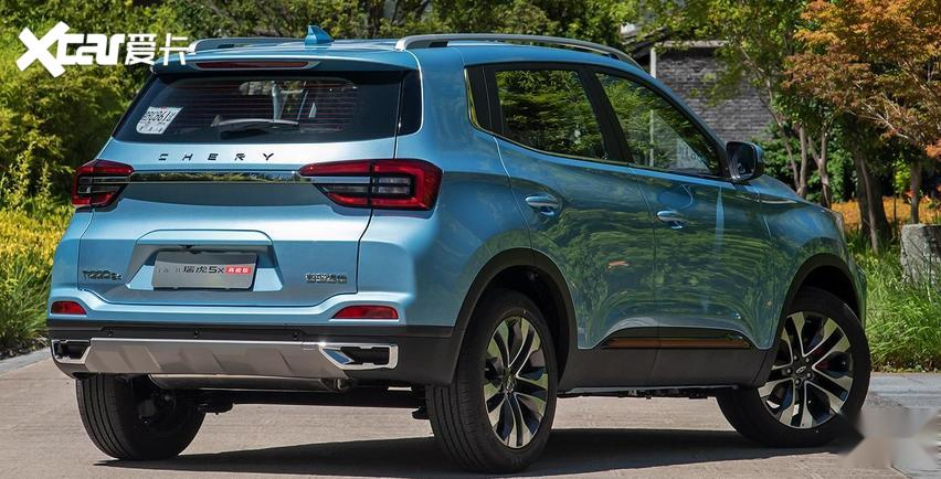 想買臺性價比高的小SUV代步, 奇瑞瑞虎5x表現怎麼樣?-圖2