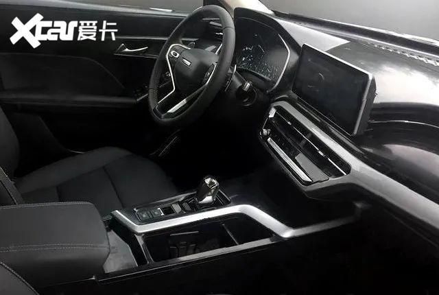 看個新車丨外觀、內飾設計全曝光, 哈弗全新SUV或將接替H2-圖7