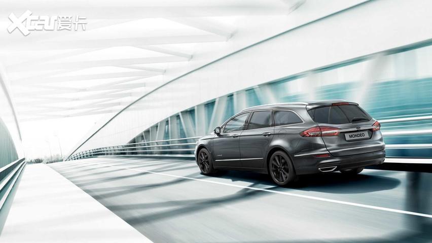 福特公佈下一代蒙迪歐渲染圖 其中包含旅行車版本-圖4