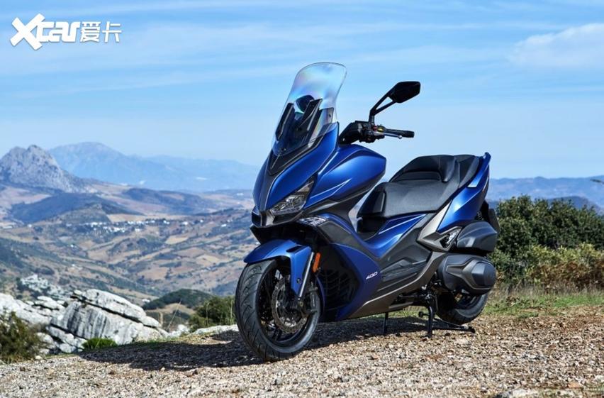 10款適合摩旅又兼顧傢用的大踏板摩托, 配置豐富性價比高-圖4