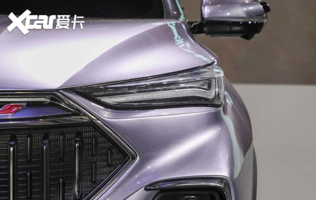 長安打造首款運動SUV, 歐尚X5外形個性張揚-圖5