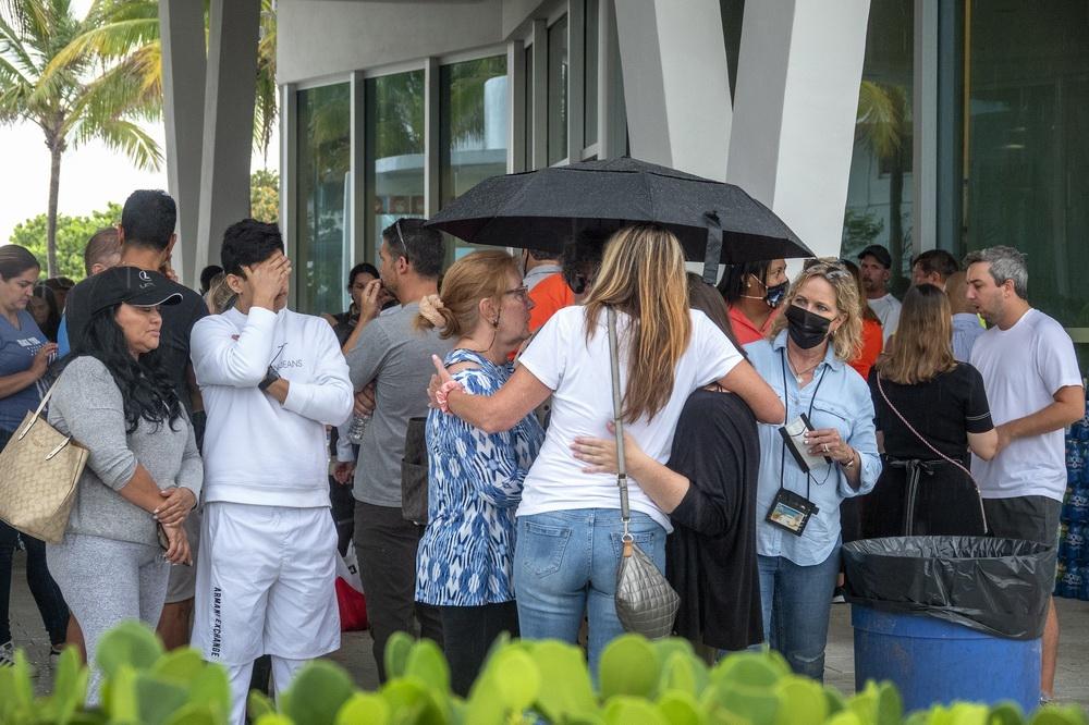 邁阿密大樓垮塌恐造成大量傷亡, 巴拉圭總統夫人妹妹一傢失聯-圖6