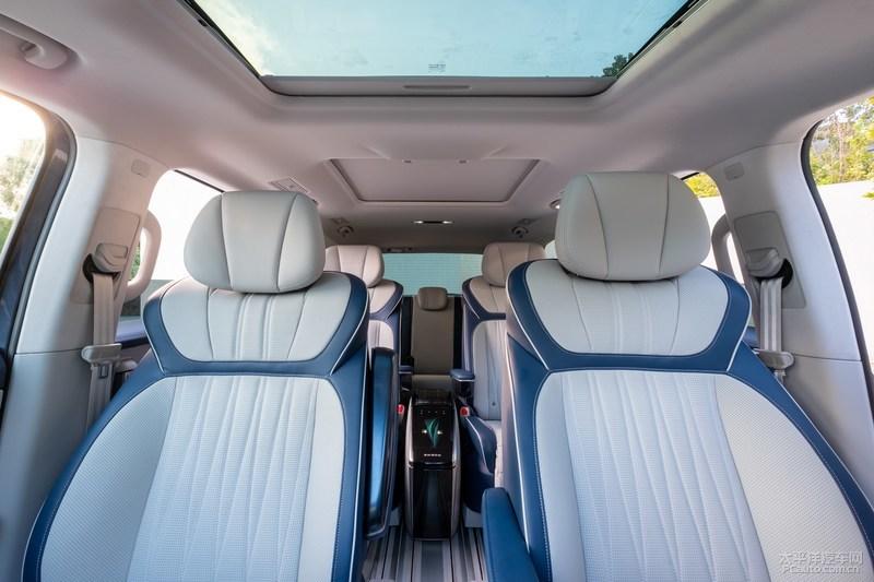榮威iMAX8實車內飾首發 處處皆細節/比肩GL8-圖5