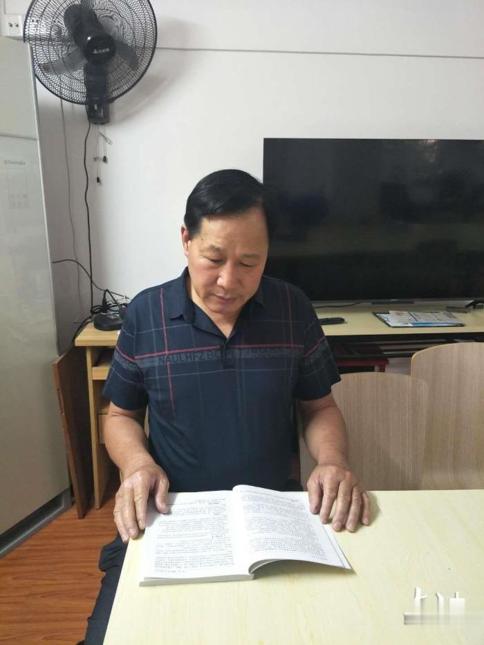 蓬江最美退役军人候选人风采: 黄树荣