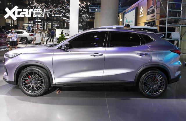 長安打造首款運動SUV, 歐尚X5外形個性張揚-圖6