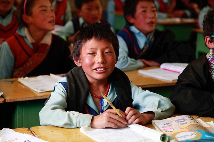 领取电子社保卡, 助力贫困地区儿童保护计划