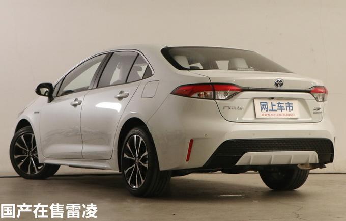 廣汽豐田將推雷凌加長版 尺寸或接近大眾速騰-圖3