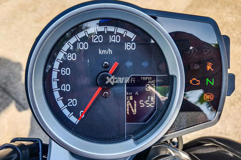本田發佈復古摩托CB350 售價不足2萬元-圖5