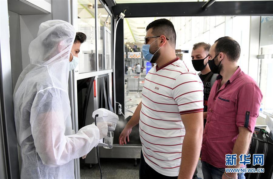 敘利亞大馬士革國際機場恢復商業航班運營-圖2