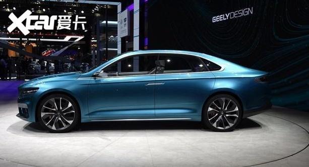 吉利火瞭! 新車自帶無邊框車門, 標配2.0T, 網友: 太迷人-圖2