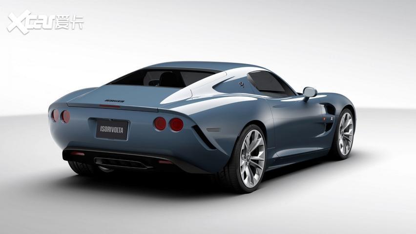 搭科爾維特引擎, 復興老車精神, Zagato推出GTZ新車-圖2